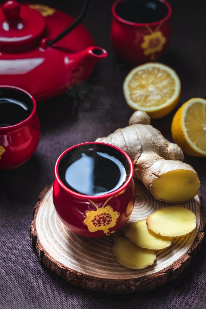 immunity tea